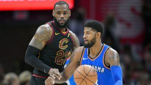 2018 NBA free agency rankings: LeBron James, Kevin Durant, Paul George lead top available forwards