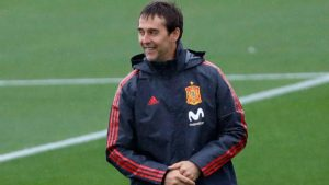 World Cup 2018: Spain national team coach fired two days before team's debut in Russia after taking Real Madrid job