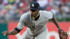 MLB Tuesday scores, highlights, live team updates, news: Severino key in Yankees victory