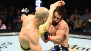 UFC Utica results, highlights: Marlon Moraes stuns Jimmie Rivera with vicious head kick