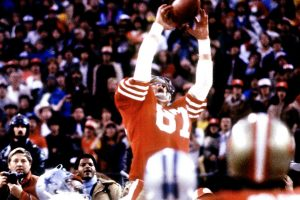 Former 49ers great Clark dies of ALS at 61