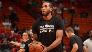Kawhi's ex-agent sues agency for commissions