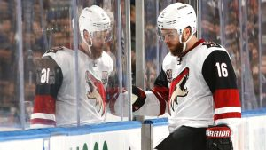 Coyotes trade Domi to Habs for Galchenyuk