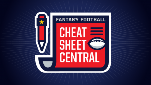 Fantasy football cheat sheet central