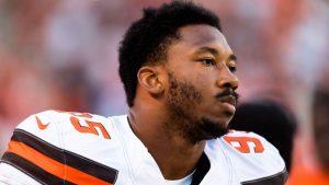 Browns' Garrett: KD to Warriors 'broke league'
