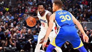 PG Beverley cleared for full basketball activities