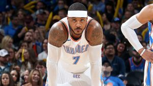 Melo opts in for $27.9M contract with Thunder