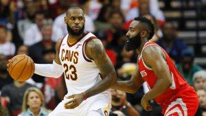 Kyrie: Harden is people's MVP; LeBron is NBA's