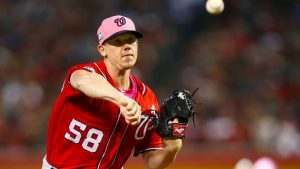 Nationals activate Hellickson to start vs. Phillies