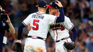 Is Folty becoming the ace the Baby Braves need?