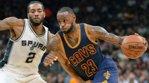 How the Lakers can land LeBron, Kawhi and Paul George