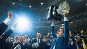 Toronto beats Texas 6-1 to win AHL's Calder Cup