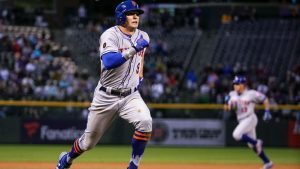 Mets' Nimmo day-to-day with sore right pinkie