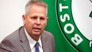 Ainge calls potential blockbuster deals 'unlikely'