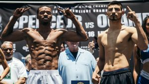 Errol Spence Jr. vs. Carlos Ocampo: Fight time, watch live stream, online, Showtime boxing