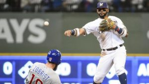 MLB Tuesday scores, highlights, live team updates, news: Brewers looking to figure Cubs out, Nats-Yanks in The Bronx