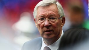 'I will be back to watch the team,' says Alex Ferguson