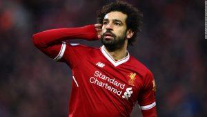 Mohamed Salah signs new long-term Liverpool deal