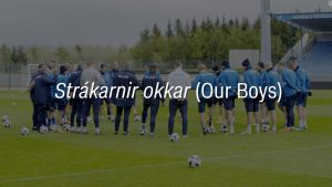 Duglegur: The World Cup & football in Iceland