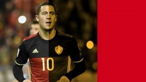 1-on-1: Eden Hazard and Belgium