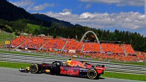 Austrian GP: Verstappen wins after Mercedes meltdown