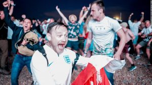 The agony and ecstasy of England's shootout win