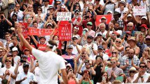 Roger Federer has 'dream' to visit Wimbledon queue