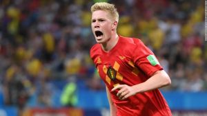 Brazil crashes out of World Cup after Belgium defeat