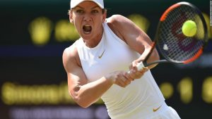 Top seed Halep suffers shock Wimbledon defeat