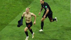 Croatia eliminates Russia in penalty shootout