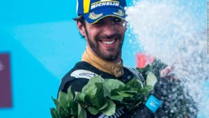 Formula E:  Vergne caps triumphant day for French sport