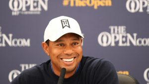 Why 'old man' Tiger could win golf's oldest major
