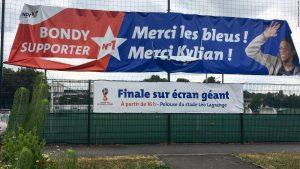 Kylian Mbappé's biggest fans are in Bondy