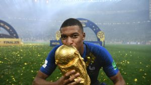 Kylian Mbappe: The boy from Bondy who never forgot his birthplace