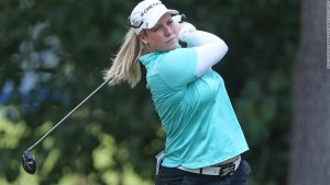 LPGA star ready to compete against the men