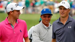 The Open: Could US frat house hold key to Claret Jug?