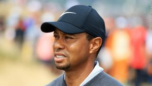Woods poised for Open strike as Spieth relishes battle