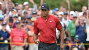 For 38 minutes, Tiger made people believe his comeback was complete