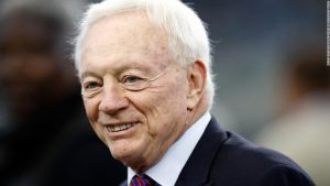 Trump 'problematic' for NFL, says Dallas Cowboys owner