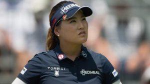 Women's PGA Championship: Ryu So-yeon takes three-shot lead into final round