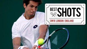 Wimbledon 2018: Aljaz Bedene beats Great Britain's Cameron Norrie