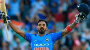 England v India: KL Rahul scores century in eight-wicket win