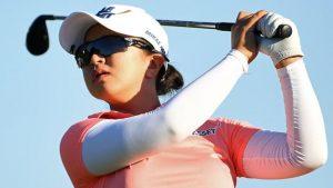 Kim eyes LPGA 72-hole scoring record after equalling 54-hole mark