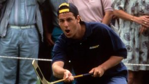 'My longest drive this year is 425 yards': Meet the real life Happy Gilmore