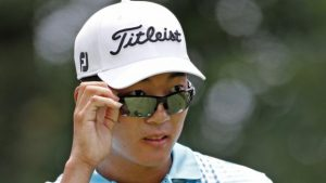 John Deere Classic: Michael Kim eases to first PGA Tour win in Illinois