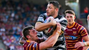 Jake Connor: Hull FC lose influential centre to hamstring injury for rest of season