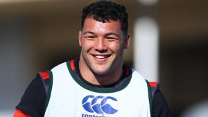 Ellis Genge: Leicester's England prop ruled out until start of 2019 after knee surgery