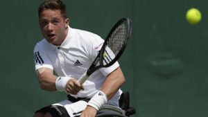 BBC coverage: British Open Wheelchair Tennis Championships on the BBC