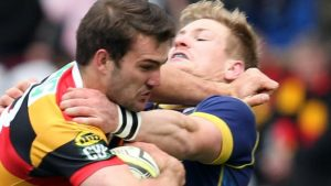 Cornish Pirates bring in Kiwi centre Payne