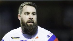 Super League: Wakefield Trinity v Hull FC (Sun)